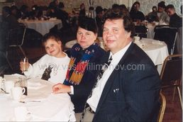 The pastor Vasily Filimonov - family 3