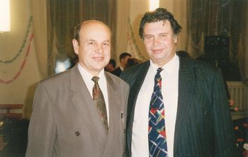 the pastor Vasily Filimonov - With Emanuele Prokopenko